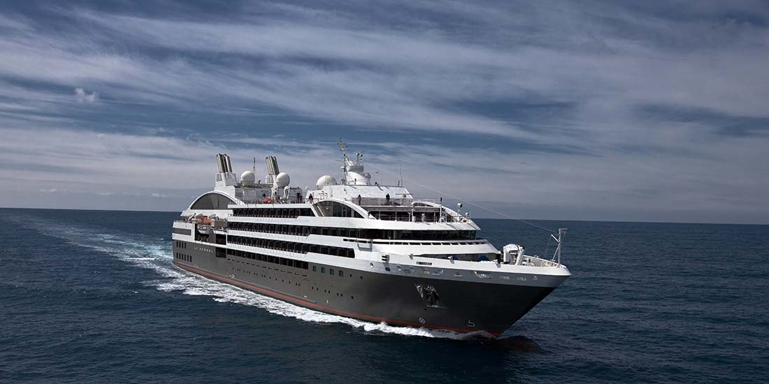 Best for Luxury Seekers – Ponant