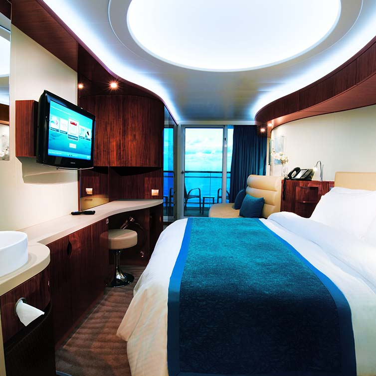 How to choose a cruise ship cabin